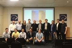 Comemoração dos 20 anos de Cirurgia de Mohs Dr. Roberto Tarlé e Encontro dos Ex Fellows do Mohs Dermatologia HSCC
